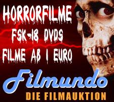 Horrorfilme ab 1 Euro bei Filmundo